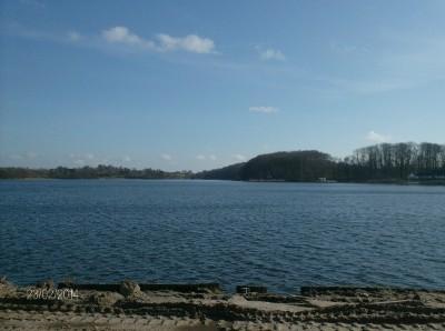 Der große Segeberger See