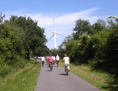 Weiterfahrt nach Oster-Ohrstedt