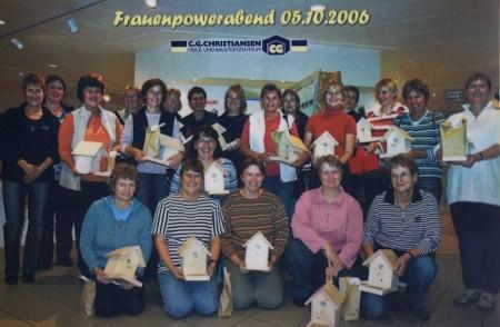 2006 - Frauenpowerabend