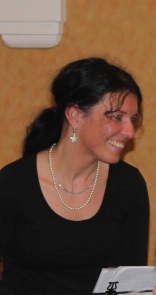 Chorleiterin Frau Merten