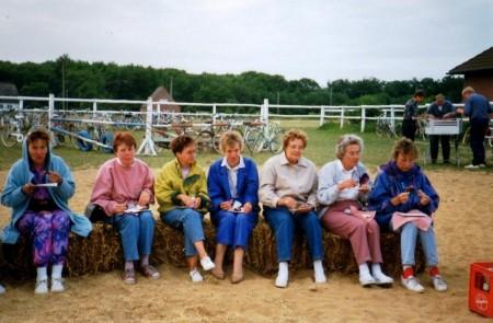 1992 - Radtour