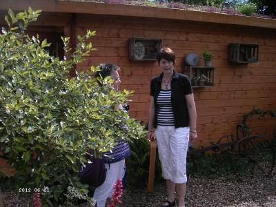 Der letzte Garten: bei Marina Thurow