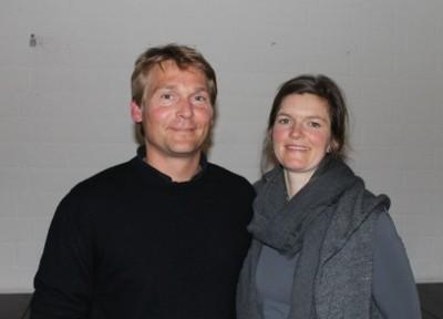 Olaf und Kata Bornemann