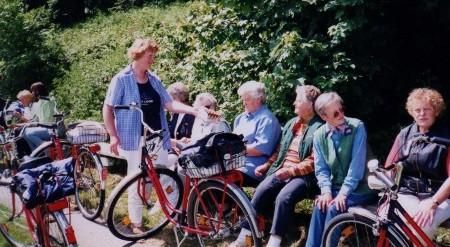1999 - Radtour am Nord-Ostseekanal