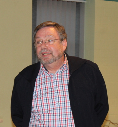 Michael Bartels, Bürgermeister Oster-Ohrstedt