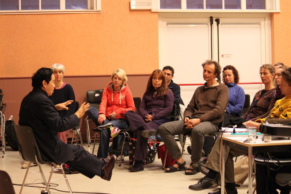 Meeting 2009 Instructeurs Hollandais et Belges