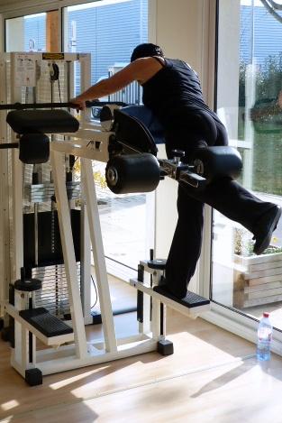 14 Standing Gluteus Technogym Centre Wellness Bergerac Eric