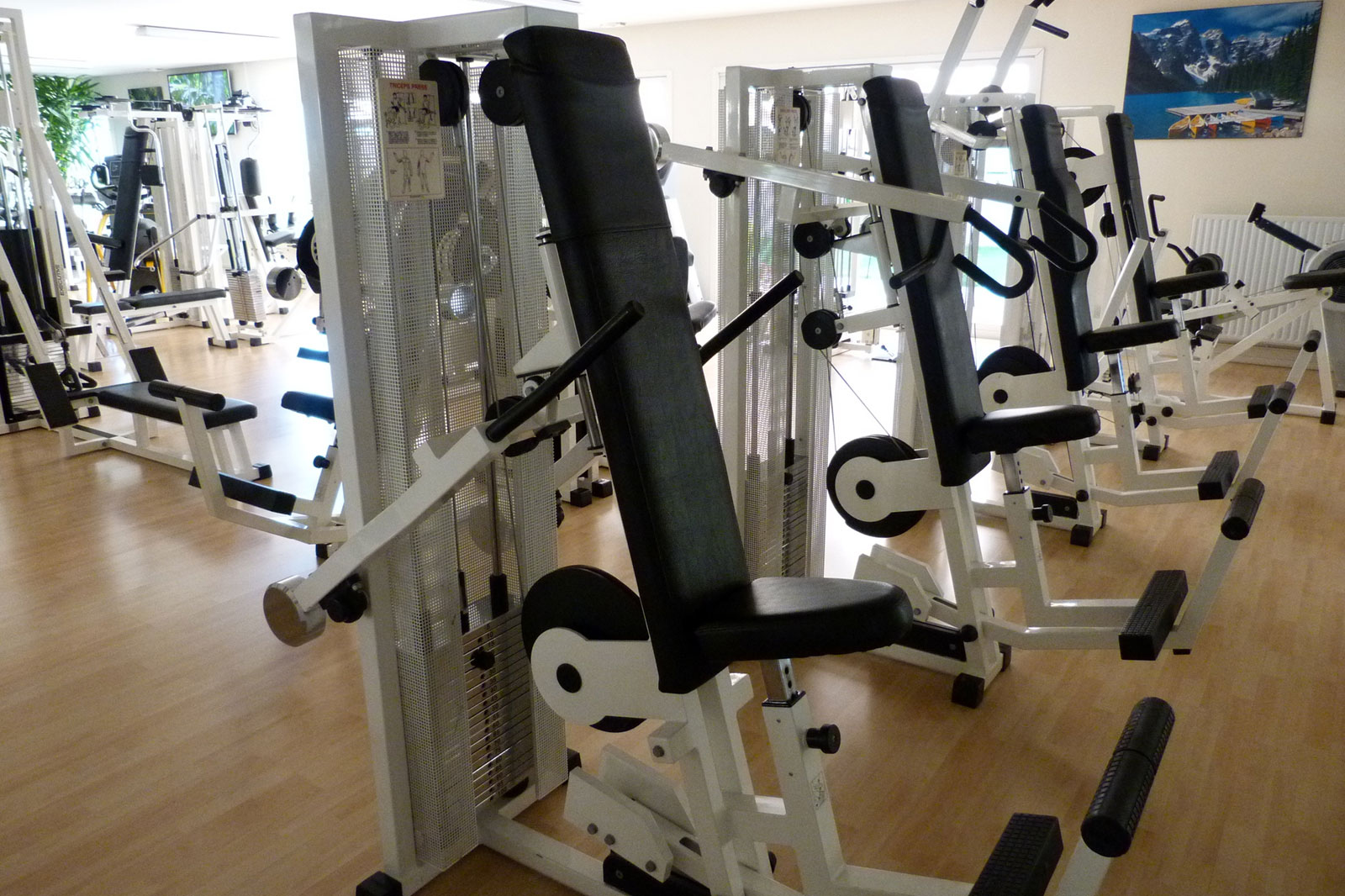 Centre Wellness Bergerac, des appareils qui respectent la biomécanique de vos articulations