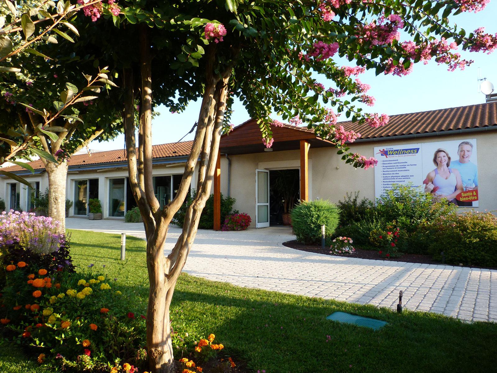 Centre Wellness Bergerac, une salle de remise en forme ouverte sur la nature