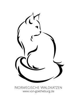 Norwegische Waldkatzen von Goetheburg