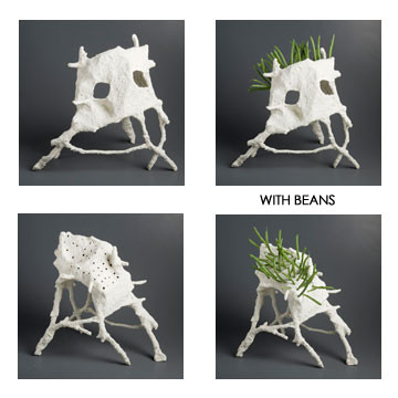 "Artist: Roger Hose | ""Bean Counter"" 