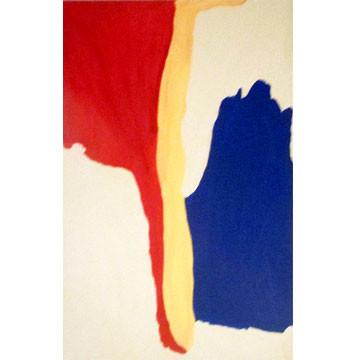 "Artist: Roger Hose | ""Two Kookaburra Making Love"" | 2009 | Acrylic Paint on Canvas | H:1550 x W:920mm | Price: $850.00"