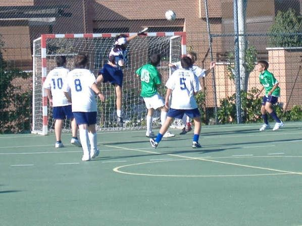 Partido Futbol sala