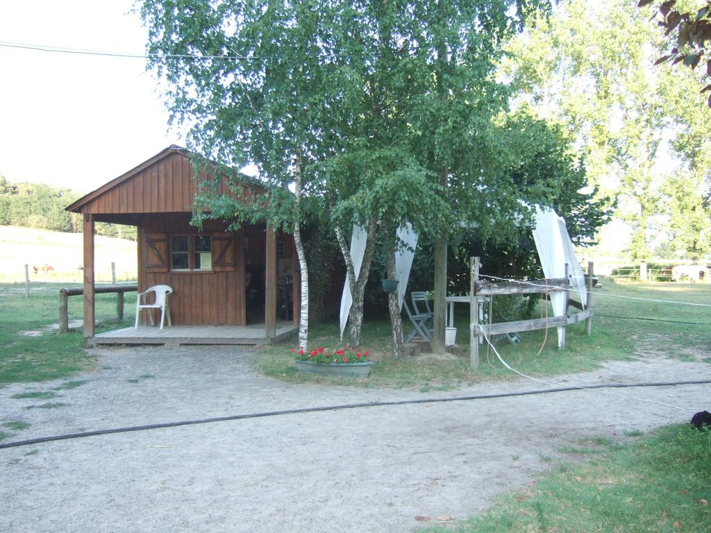 Le Bureau / Club House