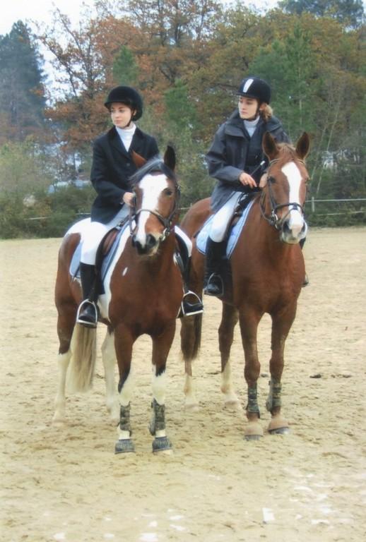 Laure/Gachette & Anne/Diva 2006