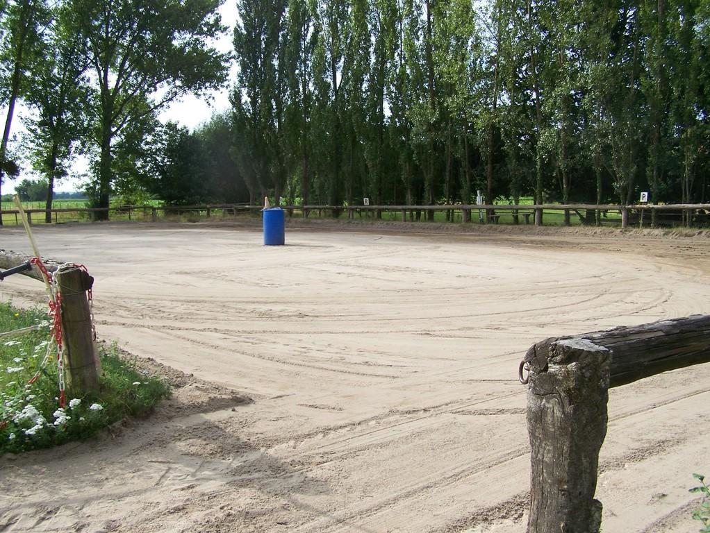 Carrière en sable (40x20m)