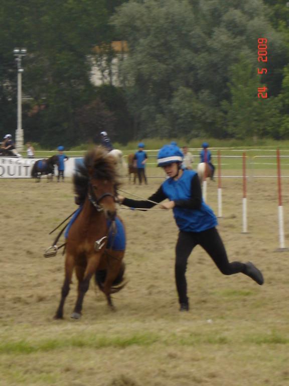 A pied à cheval_Astrid & Pepsi