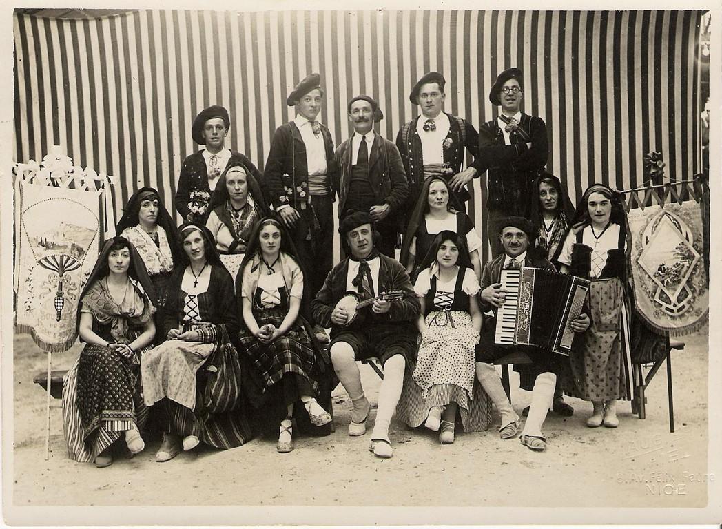 1930 à Nice
