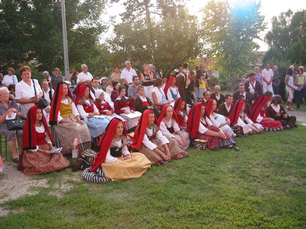La messe en Croatie