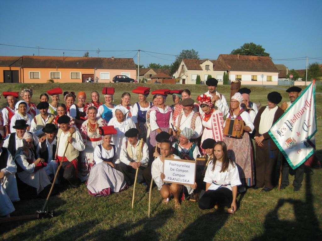 14 ème Rencontre des Peuples et des Cultures en Croatie