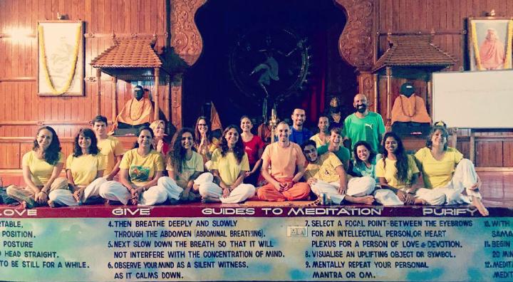 YOGA ADVENTURES IN INDIA