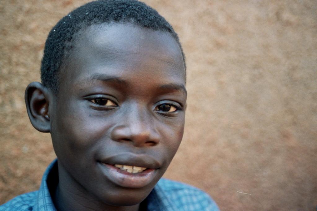 Bwala moest na Primary 4  van zijn familie in Sudan stoppen met school