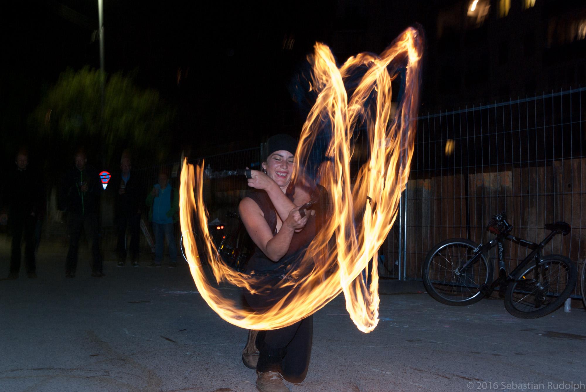 Flamedrum