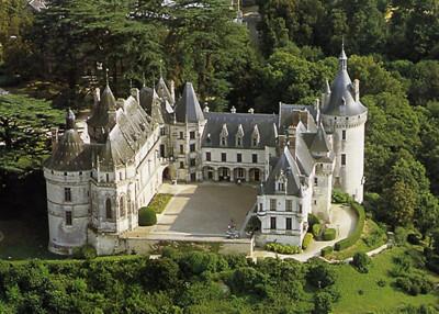 Castle CHAUMONT SUR LOIRE