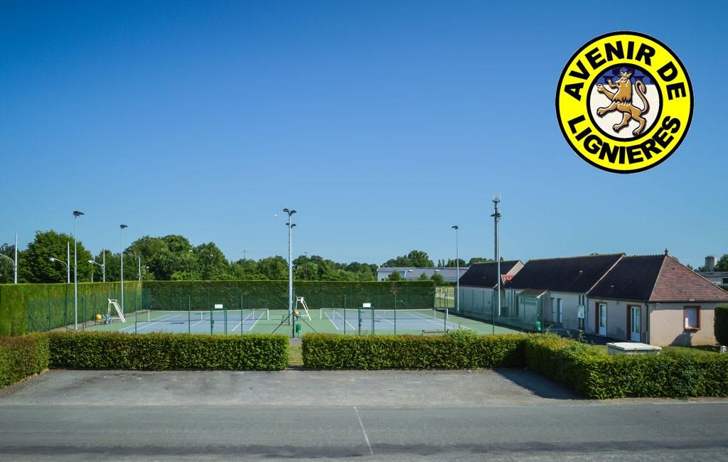 Les tennis à 200m