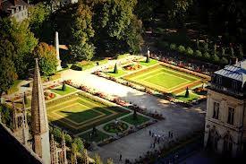 Jardins de l'Archevêché