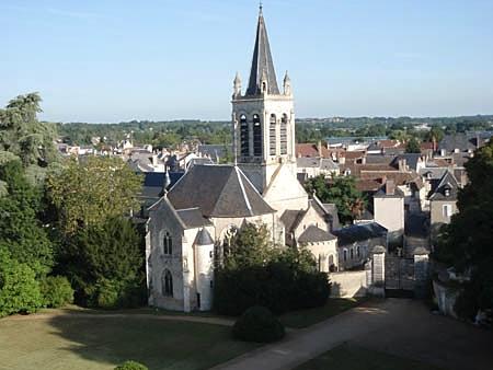 L'église de Lignières