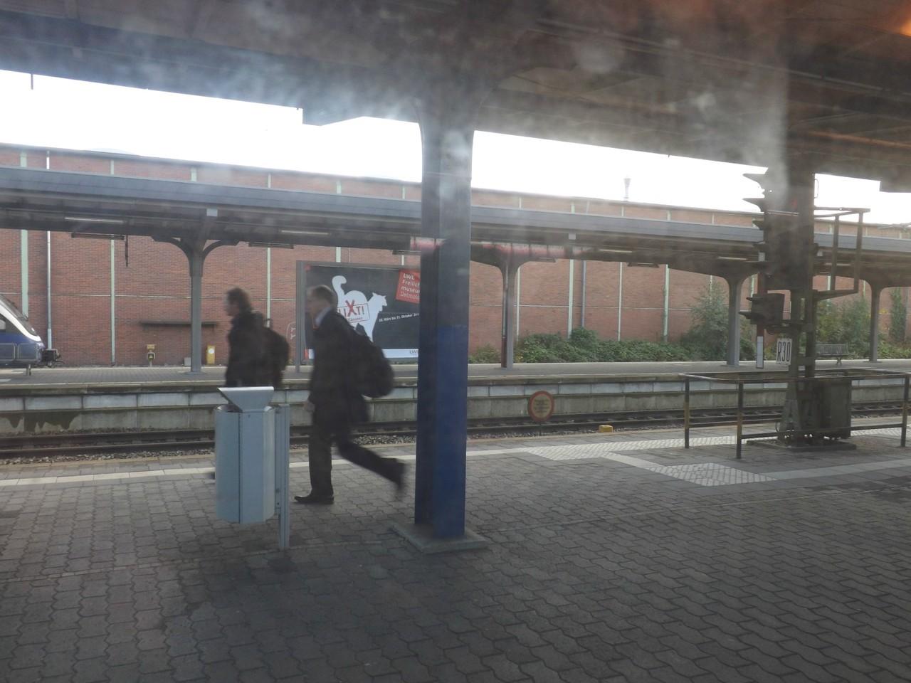 Bahnsteigsläufer