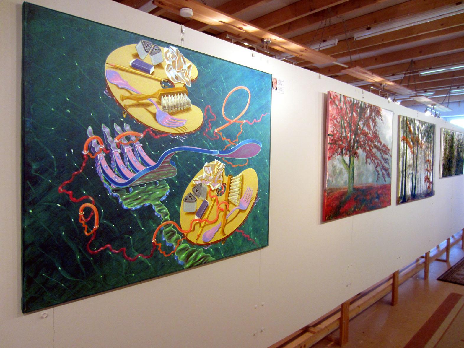 Galerie Kontraste, Erwitte- Horn