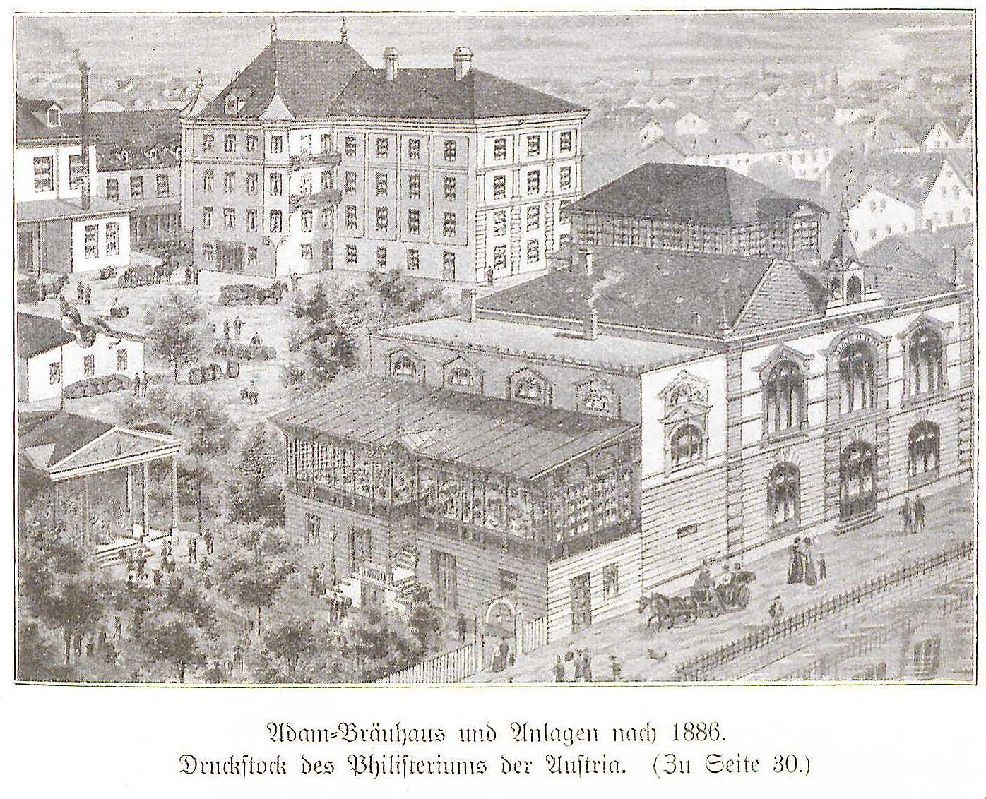 Adambräu 1886