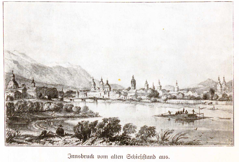 Innsbruck ca 1824