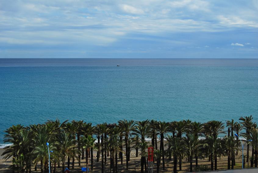 Strand Costa del Sol Andalusien