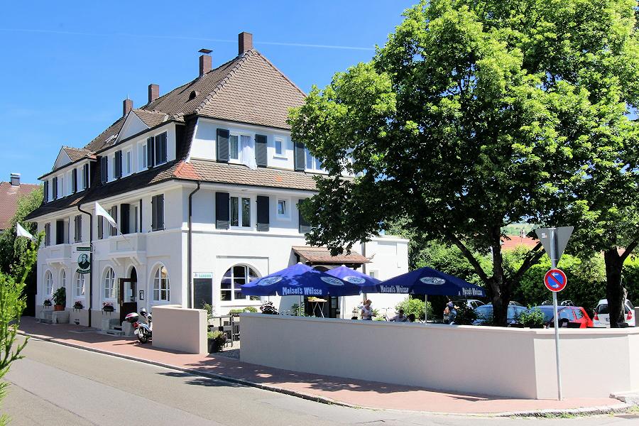 Deutsches Restaurant mit Biergarten Weil am Rhein - Hebelhof
