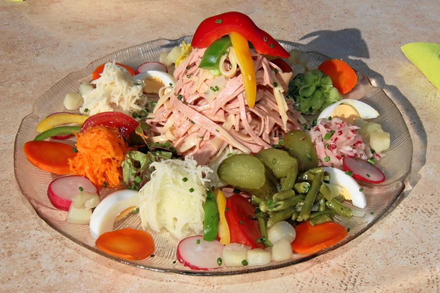 """Wurschtsalat """"Chefin"""""""