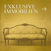 Exklusive Immobilien - barockes Mobiliar
