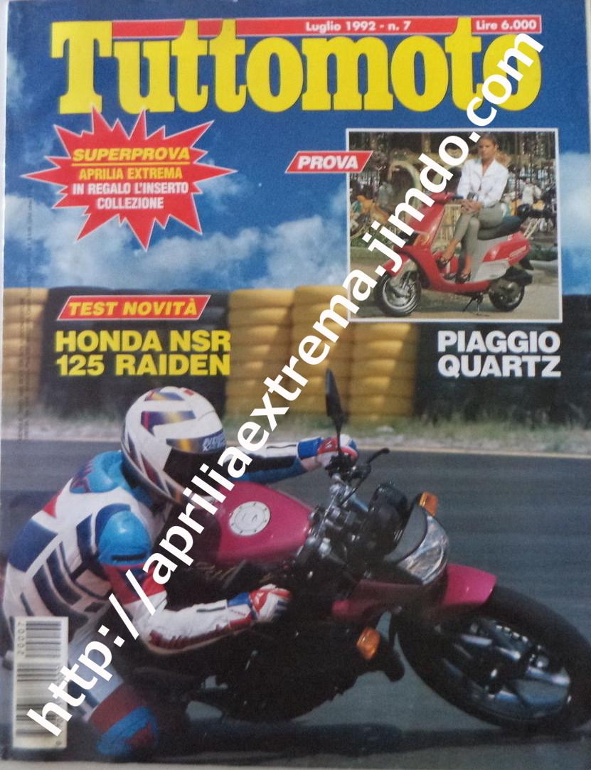 Tuttomoto luglio 1992