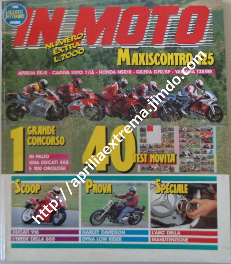 In Moto agosto-settembre 1993
