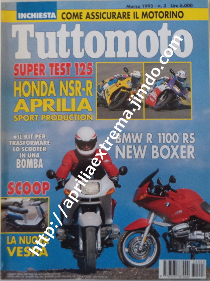 Tuttomoto marzo 1993