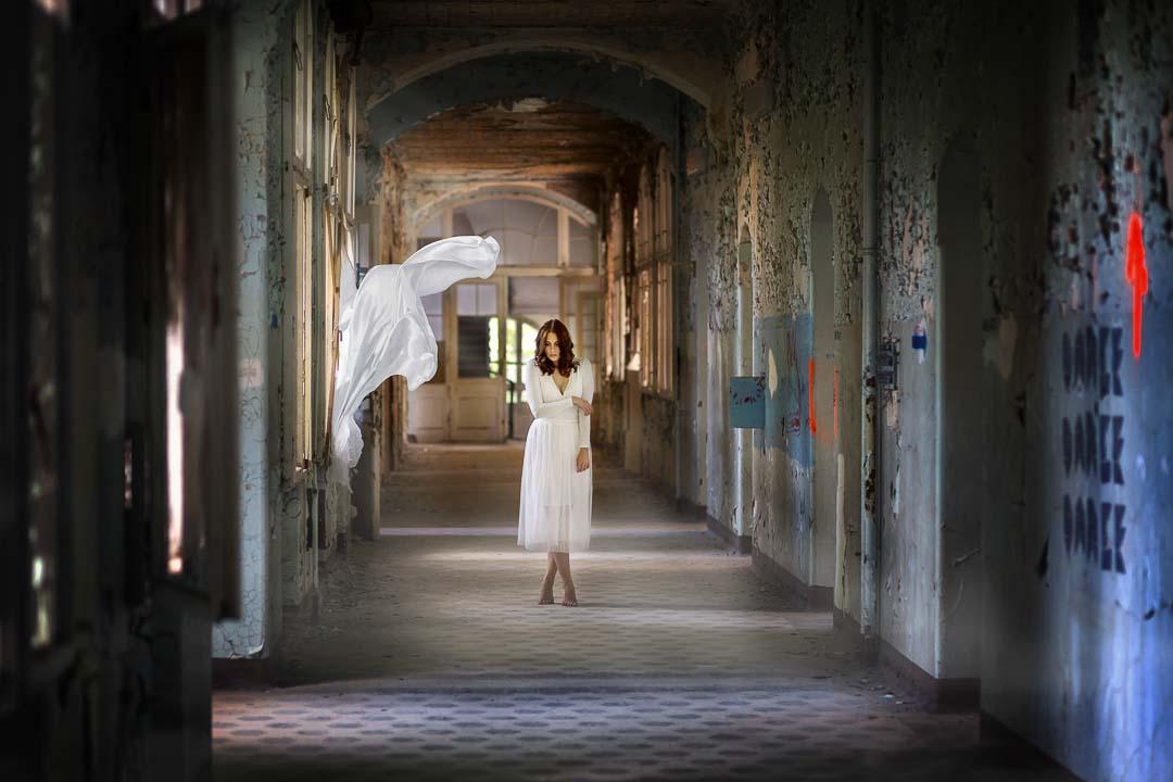 in den Heilstätten Beelitz