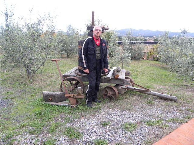 Giugno: Club Moto Guzzi La Spezia