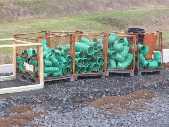 Nidderau: Entwässerungskanal