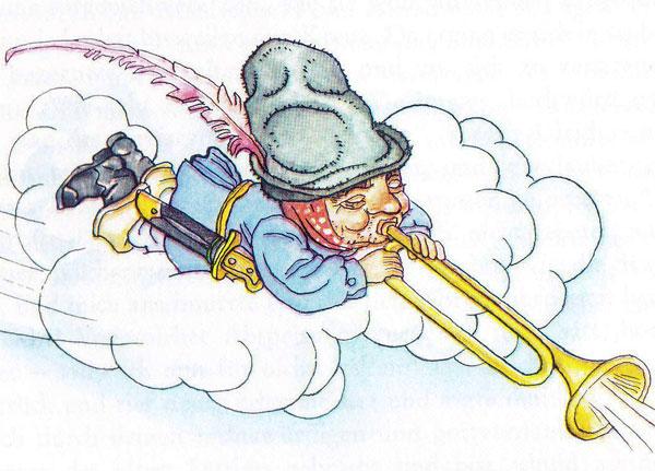 der trompetenspieler aus bechsteins märchen