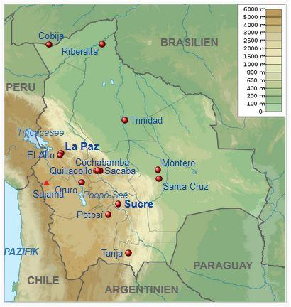 bolivianische währung