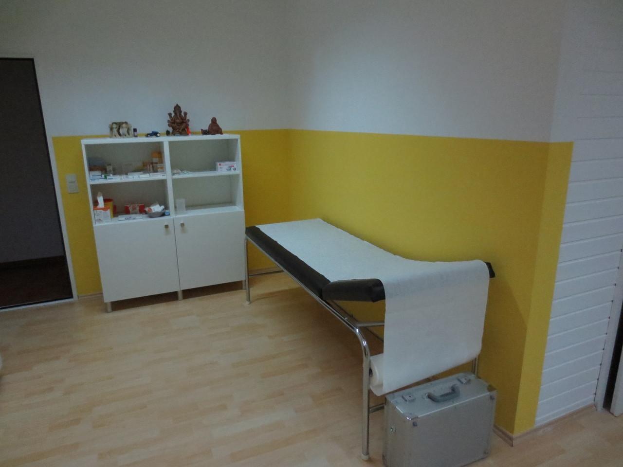 Behandlungsplatz 2