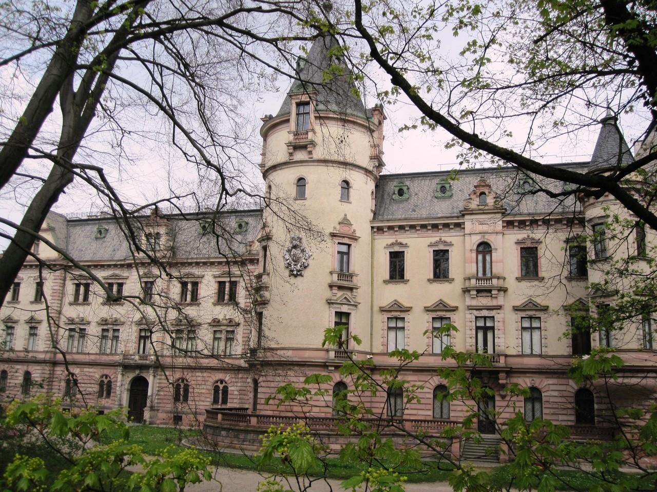 schloss milkendorf laidis regensburg