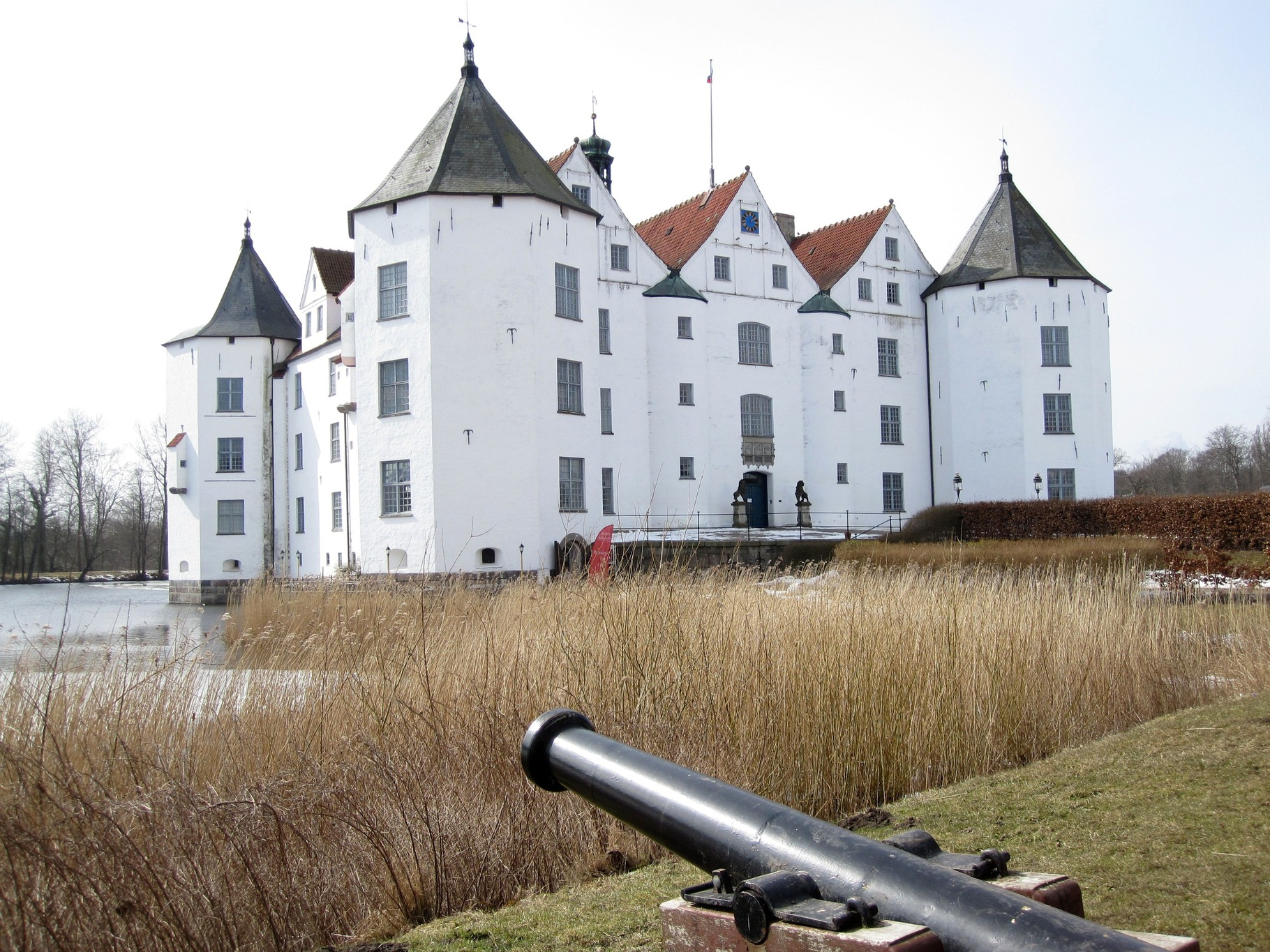 Burgen Norddeutschland